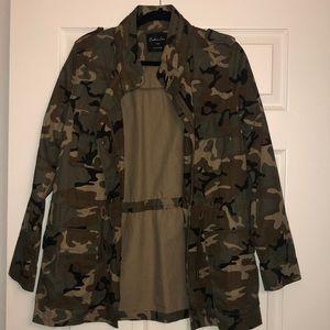 New Army Coat